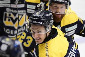 Markus Ljungh har gjort sin poängmässigt bästa säsong i karriären.