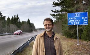 Hans Gyllow, planeringschef vid Hudiksvalls kommun.