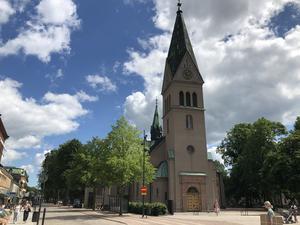 S:ta Helena kyrka kommer att vara stängd några veckor på grund av reparationsarbete.s