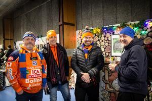 Vid annandagsderbyt förra året anordnades en mat- och dryckesmässa på Sävstaås. I år får succén en uppföljare den 28 december när Bollnäs spelar mot Broberg.