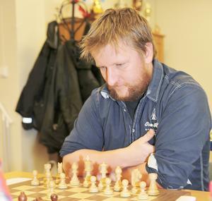 René Schiller blev årets första vinnare. Foto: Bo Wik