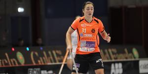 Linnéa Nilsson fortsätter i Rönnby även nästa säsong. Detta trots uppvaktning från seriekonkurrenter.