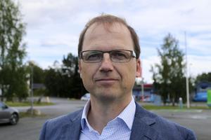 – Hissmofors är till exempel en utmärkt plats för att utveckla regionens skogsindustri. Här finns elförsörjning, järnväg och väg, enligt Björn Hammarberg, kommunalråd i Krokoms kommun.