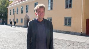 Mikael Palmqvist ser tillbaka på barndomen med glädje.