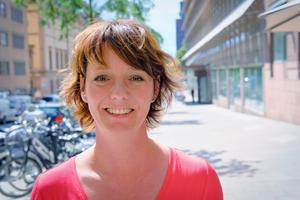 Matilda Ernkrans (S), minister för högre utbildning och forskning.