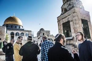 """""""Många tänker på Israel som ockupationsmakt, en makt som förtrycker palestinier och hindrar dem från att få bilda en egen stat. När man ser på Israel på det sättet är man totalt vilseledd av den vinklade rapporteringen om Israel och konflikten med palestinierna"""", skriver Stefan Sturesson."""