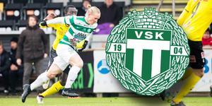 Douglas Karlberg ställdes utanför VSK-truppen till matchen mot Örgryte.