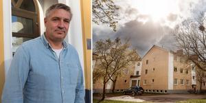 Kommunalrådet Lars Isacsson (S) tror att utvecklingen i Krylbo är på väg åt rätt håll.  Bild: Katarina de Fine Licht /Anton Ryvang