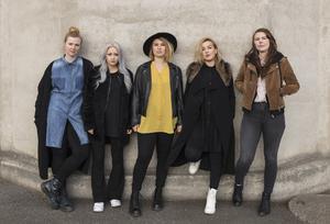 Among Lynx, svenskt band med hjärtat i bluesen, kommer till Bollnäs Jazz Club den 22 oktober. Foto: Lennart Brorson