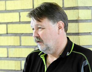 Borlänge Hockeys mångårige sportchef Mats
