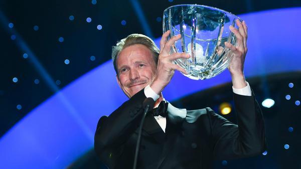 Peder Fredricson är senast att vinna Jerringpriset. Foto: Maja Suslin.