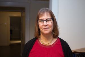 Marita Karlström Andersson, huvudskyddsombud hos Lärarförbundet, var nöjd med sammanträdet.