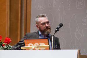 Tom Silverklo (C) Hälso- och sjukvårdsnämndens ordförande Region Jämtland Härjedalen. Foto: Arkiv