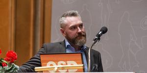 Tom Silverklo (C), ordförande i hälso- och sjukvårdsnämnden.