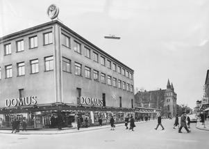 Domus från Vasagatan 1966. Foto: VLT:s arkiv