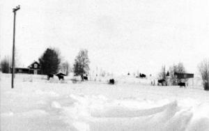 Vintern 1967 samlades stora älgflockar nära dåvarande E 75 kring Slåtte och Åberg, troligtvis för att det var svårt att hitta föda längre in i skogarna. ÖP skriver att det detta år för första gången satts upp varningstavlor för älg i Bleckåsen och Alsen och att det möjligtvis därför ännu inte förekommit någon älgkrock i området.