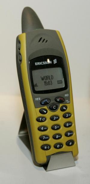Ericsson R310. Arkivfoto: TT