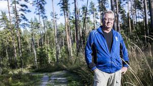 Göran Olsson berättar att han har haft en bra dialog med Norrtälje kommun, men att det har tagit alldeles för långt tid.
