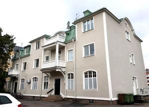 Den senaste lägenheten som lottades ut genom Bolotto ligger på Södra järnvägsgatan 33 i Sundsvall.