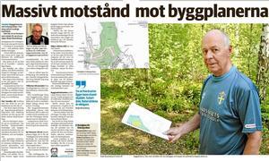 Borlänge Tidning 24 maj.