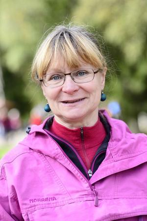 Ylva Jakobsson jobbar på miljökontoret vid Sundsvalls kommun.
