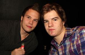 Konrad. Theo och Olof