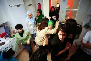 Det persiska nyåret är en familjehögtid där man firar att våren är på väg. I lördags kom ett hundratal människor till ABF för ett gemensamt firande.