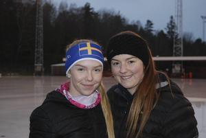 Erika Lindgren och Ida Hallberg svarade för fina insatser på SM.