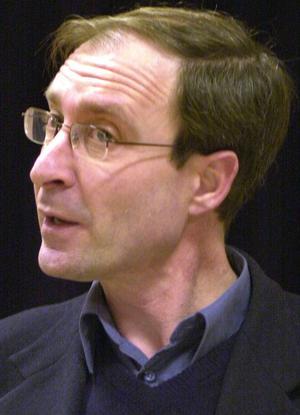 Tekniske chefen Torbjörn Falkeborn.