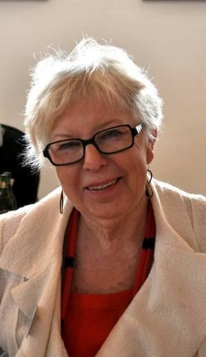 Anita K. Alexandersson arbetar ideellt och intensivt med Bokdagar i Dalsland.