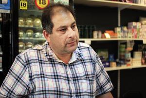 Abbas Bajalan ska fira eid al-fitr, men för honom blir det inte något stort firande.- Det blir lite extra god mat.