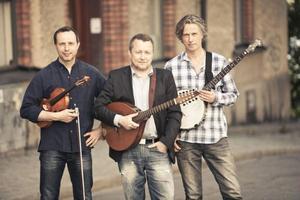För alla älskare av traditionell irländsk folkmusik: Quilty.