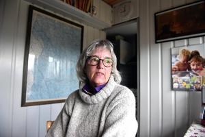 Kicki Dahl berättar om upplevelsen som fick henne att satsa på konsten.