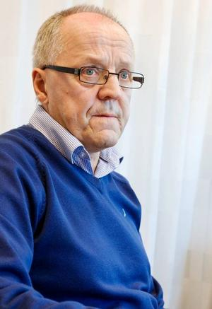 """""""Nästan varje dag upptäcks narkotikabrott av polis i yttre tjänst"""", säger Kjell Wedin. Foto: Ulrika Andersson"""