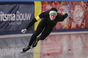 Adam Axelsson har haft det jobbigt inför helgens världscuptävling.