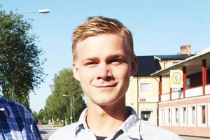 Victor Ericsson är oppositionsråd och står först på Moderaternas lista till kommunfullmäktige.