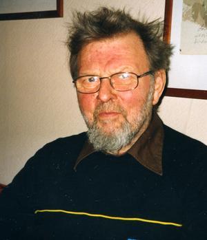 Kaj-Ragnar Loqvist, 80 år.