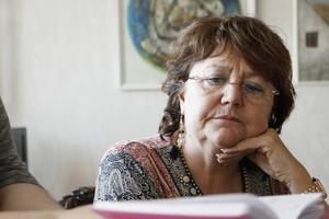 Sylvia Wigstrand.