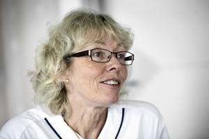 Åsa Andersson, medicine doktor, forskar på geriatriska kliniken på USÖ.