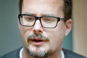 SAIK:s klubbchef Lasse Andersson har varit med och planerat fredagens hyllningsmatch.