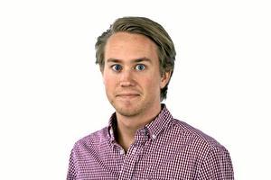 Jimmie Larsson, sportjournalist NA.