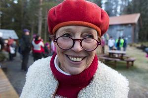 Karin Rickardsson har varit med och arrangerat julmarknaden sedan 2009, då man genomförde den för första gången.