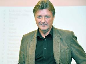 """Styrelseordförande Lars """"Linken"""" Lindqvist omvaldes på stämman. Hans mål är att göra Åre bäst i Europa, inte bara norra Europa som i dag."""