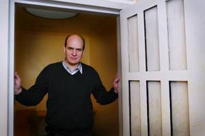 Bengt-Olov Carlsson, chef för det blivande fängelset Verksmon, har kommit långt i planeringen av verksamheten.