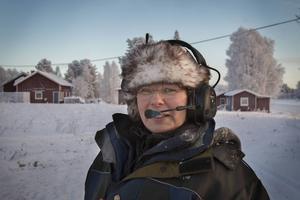 Marianne Persson, ordförande i Jinjevaerie sameby. Hon är besviken på OECD:s resultat.