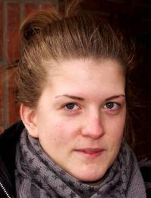 Ida Blomqvist, 21 år, Östersund:– Ja det kan jag, absolut. Jag har alltid velat starta en klädbutik. Jag hoppas att det blir av så småningom.