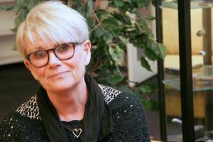 Yvonne Oscarsson (V), ordförande i omsorgsnämnden.