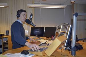 Lars Svan är en röst många lyssnar på varje morgon i P4 Dalarna.