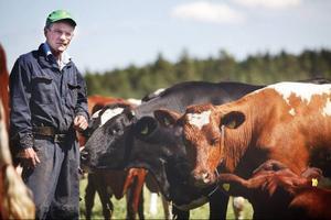 Beslutet att lämna Milko blev enkelt för Olle Jonsson som framöver kommer att skicka sin mjölk till Arla. Droppen blev ett uttalande från Milkos vd Göran Henriksson.