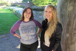Susanne Trolleberg och Malin Gunnarsson Thunell håller workshop och dubbelkonsert på Kulturcentrum i Sandviken 5 oktober.